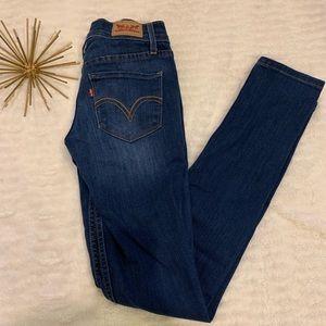 NWOT Levi's Jeans Skinny Size 1